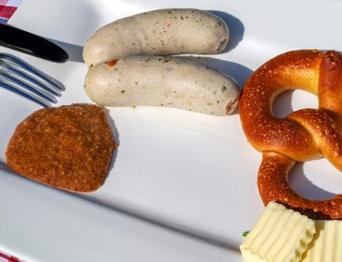 Weisswurstfrühschoppen am 1. Mai 2019